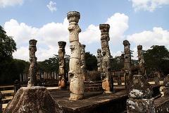 Lotus-Mandapa-Polonnaruwa